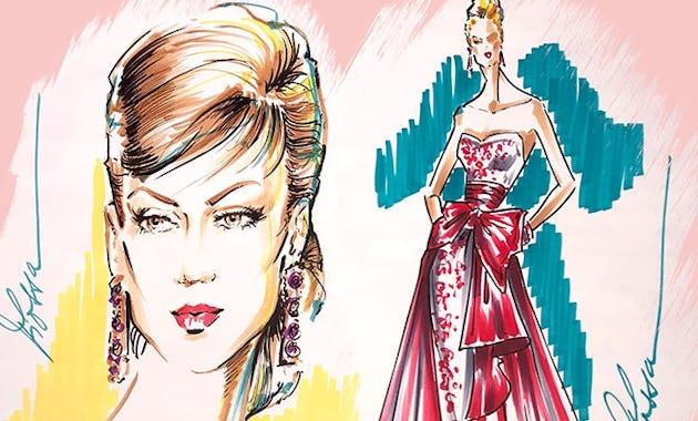 dafb7c9f9 Ilustración para Diseño de Moda: Crea tus primeros bocetos (Eduardo Fossa  Garrido) | Curso - Crehana