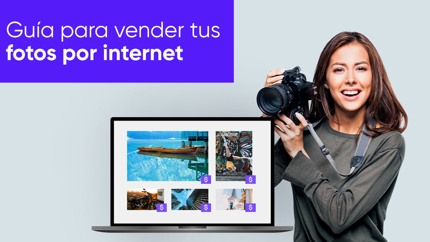 guide to sell your photos on the internet